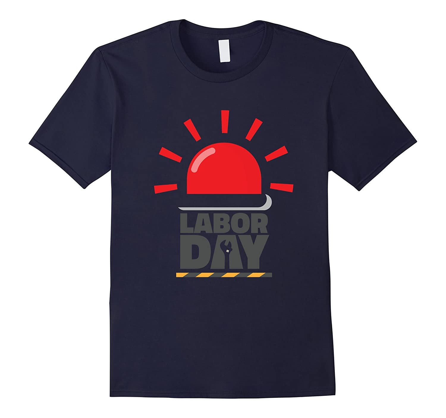 Celebrating Labor Day Funny T Shirt-BN