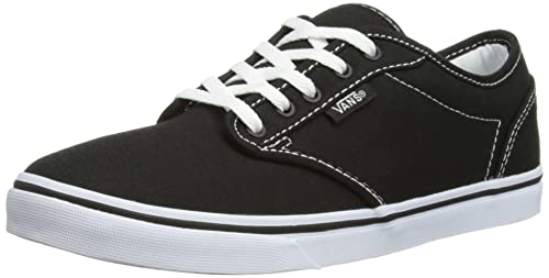 Vans W Atwood Low (Canvas) BLK Wht b041bc10b