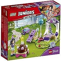 Lego - Juniors Emma'Nın Evcil Hayvan Partisi (10748)