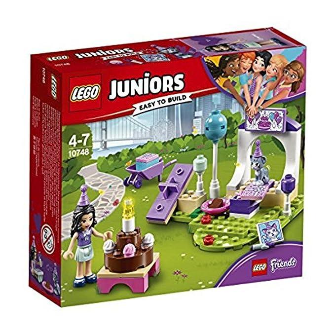 LEGO Juniors - Fiesta de Mascotas de Emma (10748)