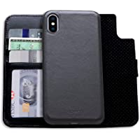 Aldeepo Wallet Case for iPhone X and Xs (several colors)