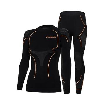 bfc45d695303c Prosske para mujer ropa interior térmica de esquí Skiwäsche Xtreme Set