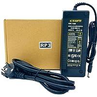 RPS Transformador de fuente de alimentación con enchufe EU de 220vAC a 24vDC para luces de tira de LED o RGB 18,5x10,4x5…