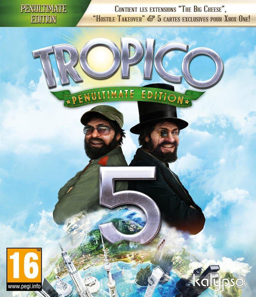 Tropico 5 - Édition Penultimate [Importación Francesa]: Amazon.es: Videojuegos