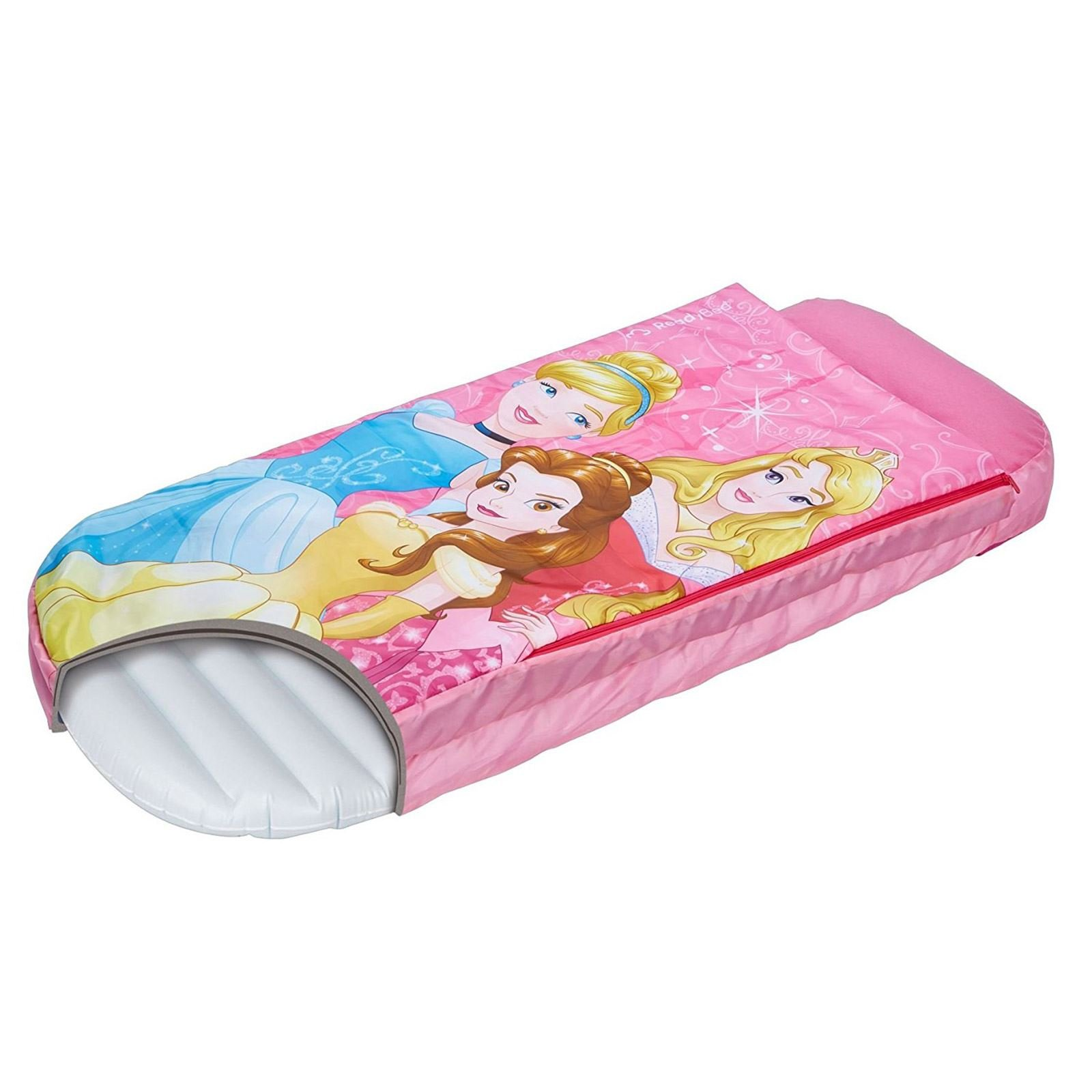 Disney Princess Junior Ready Bed All-in-One Sleepover Solution