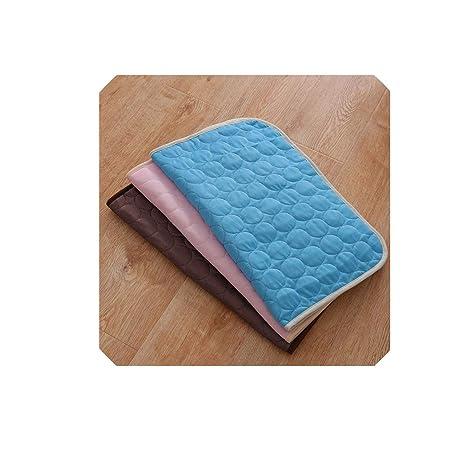 Amazon Com 3color Pet Pad Summer Cooling Mat Dog Beds Mats