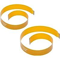 "Arducam for Raspberry Pi Zero Camera Cable Set, 2 Pack 11.8"" (30cm) Ribbon Flex Extension Cables for Pi Zero&W"