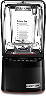 product image for Blendtec Stealth 885 Commercial Blender, WildSide+ Jar, Blendtec Stealth Sound Enclosure, Strongest Commercial-Grade Power, Self-Cleaning, 42 Pre-programmed Cycles, Black