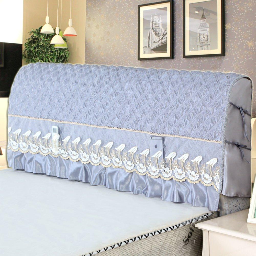 Nachttisch bettdecke prinzessin-stil,stoffe,spitze,bedside table staubschutz nachttisch-D Durchmesser220cm(87inch) B0754G71DW Kleiderscke Kleiderscke Kleiderscke 21dc8d