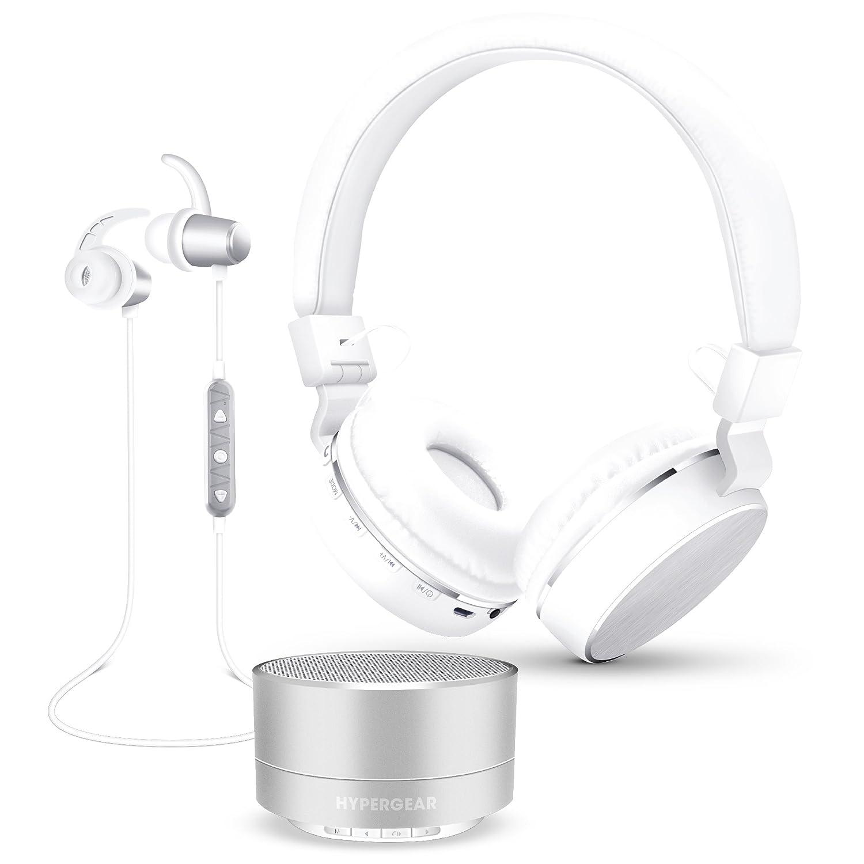 HyperGear 14308 Wireless Bluetooth 3 Piece Audio Gift Set