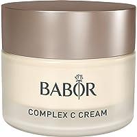 BABOR SKINOVAGE CLASSICS Complex C Cream, C-vitamin, lyster, vitaminer, trött och gråglåmig hud, 50 ml