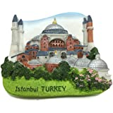 IstanbulTurquieHagiaSophia?gliser?sine3DTOYaimantder?frig?rateur