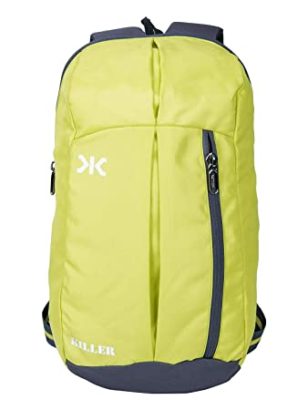 133fb79e9fe9 Killer Jupiter P Green Small Outdoor Mini Backpack 12L Daypack  Amazon.in   Bags