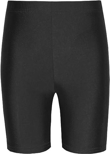 Ladies Lycra Cycling Shorts Women Dancing Short Legging Active Causal Shorts