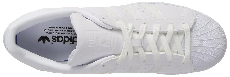 the best attitude 7538c 4b6b7 adidas Superstar, Sneaker Donna, Bianco Footwear White Core Black, 42 2 3  EU  Amazon.it  Scarpe e borse