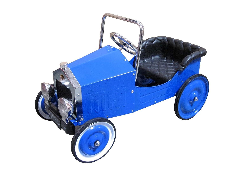 amazoncom dexton voiture classic pedal car toys games