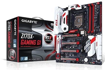 Gigabyte GA-Z170X-Gaming G1 BigFoot LAN Drivers for Windows Download