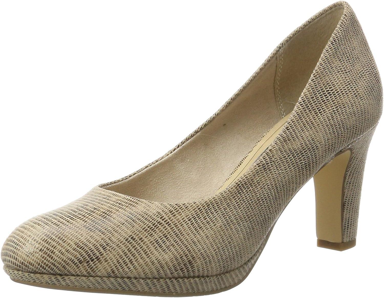 TALLA 37 EU. Tamaris 22420, Zapatos de Tacón para Mujer