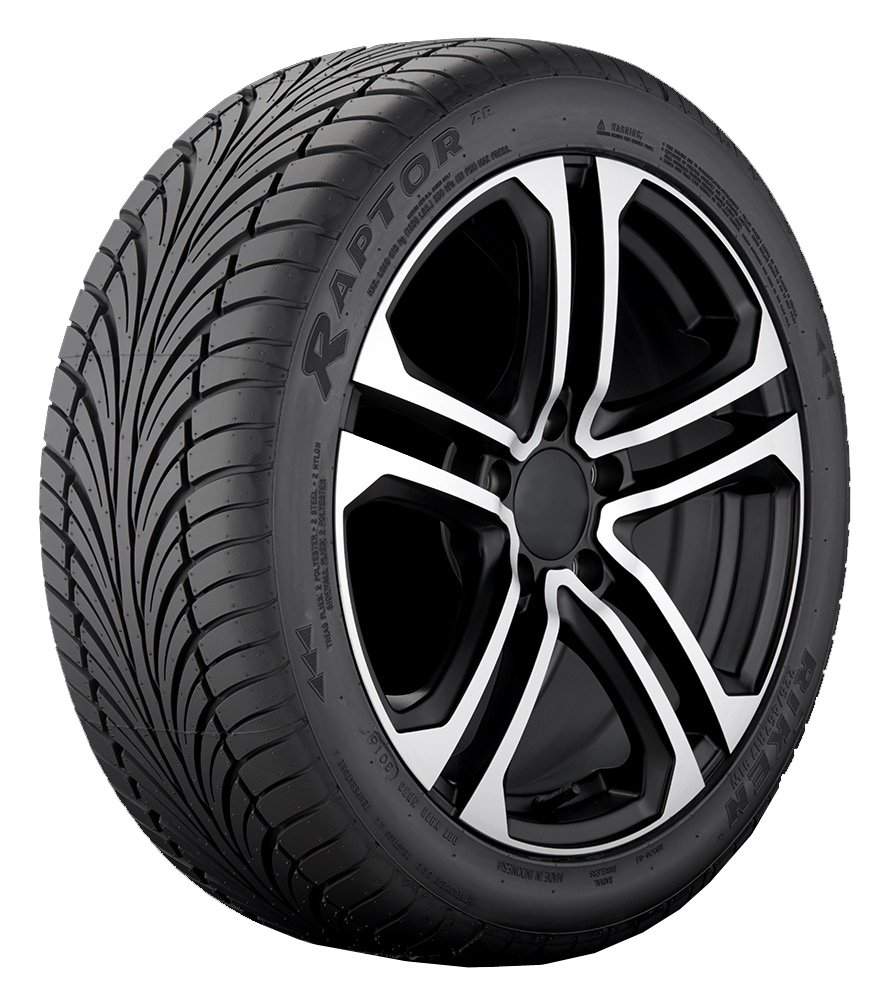 245//45R18 96W Riken Riken Raptor ZR Performance Radial Tire