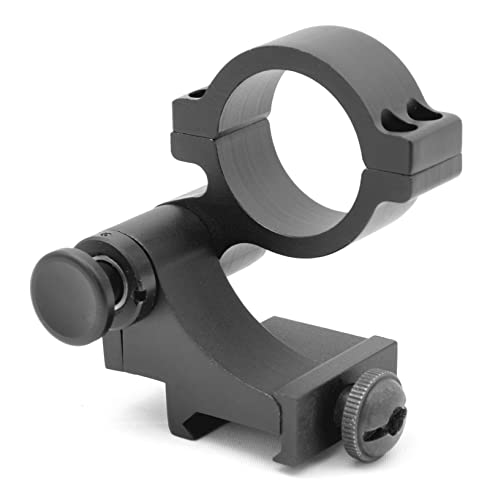 TMS 90 degree FTS Quick Flip to Side Mount for 30mm Magnifier Scope 42mm HIGH