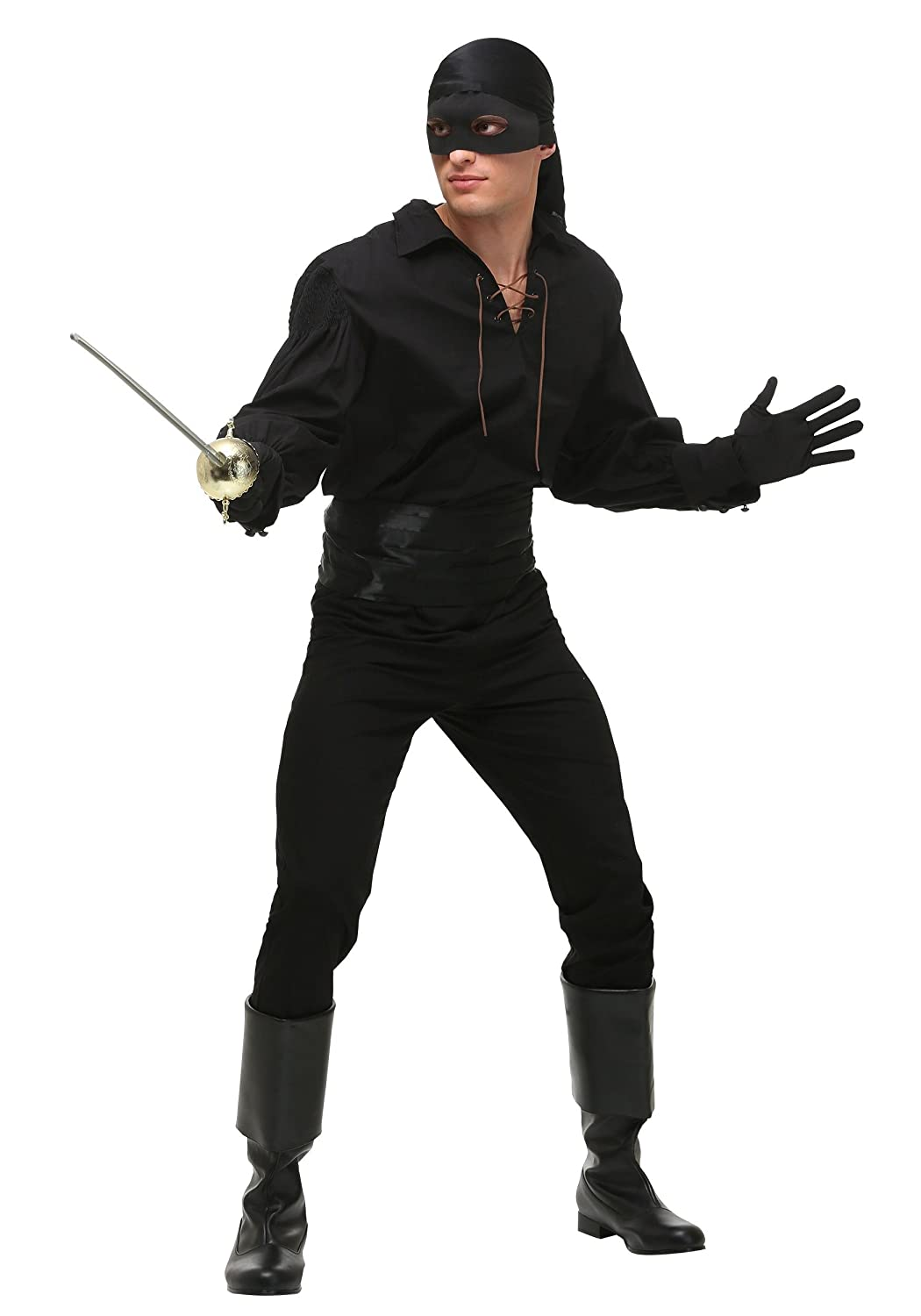 Fun Costumes mens Adult Princess Bride Westley Costume