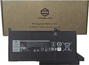 JIAZIJIA DJ1J0 Laptop Battery Replacement for Dell Latitude 7280 7290 E7280 E7290 7380 7390 E7380 E7390 7480 7490 E7480 E7490 Series Notebook PGFX4 ONFOH 451-BBZL 11.4V 42Wh 3500mAh 3-Cell