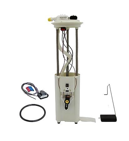 amazon com: electric fuel pump assembly for chevrolet chevy s10 gmc sonoma  isuzu hombre fits 1997 1998 1999 2000 l4 2 2l replaces # e3943m: automotive