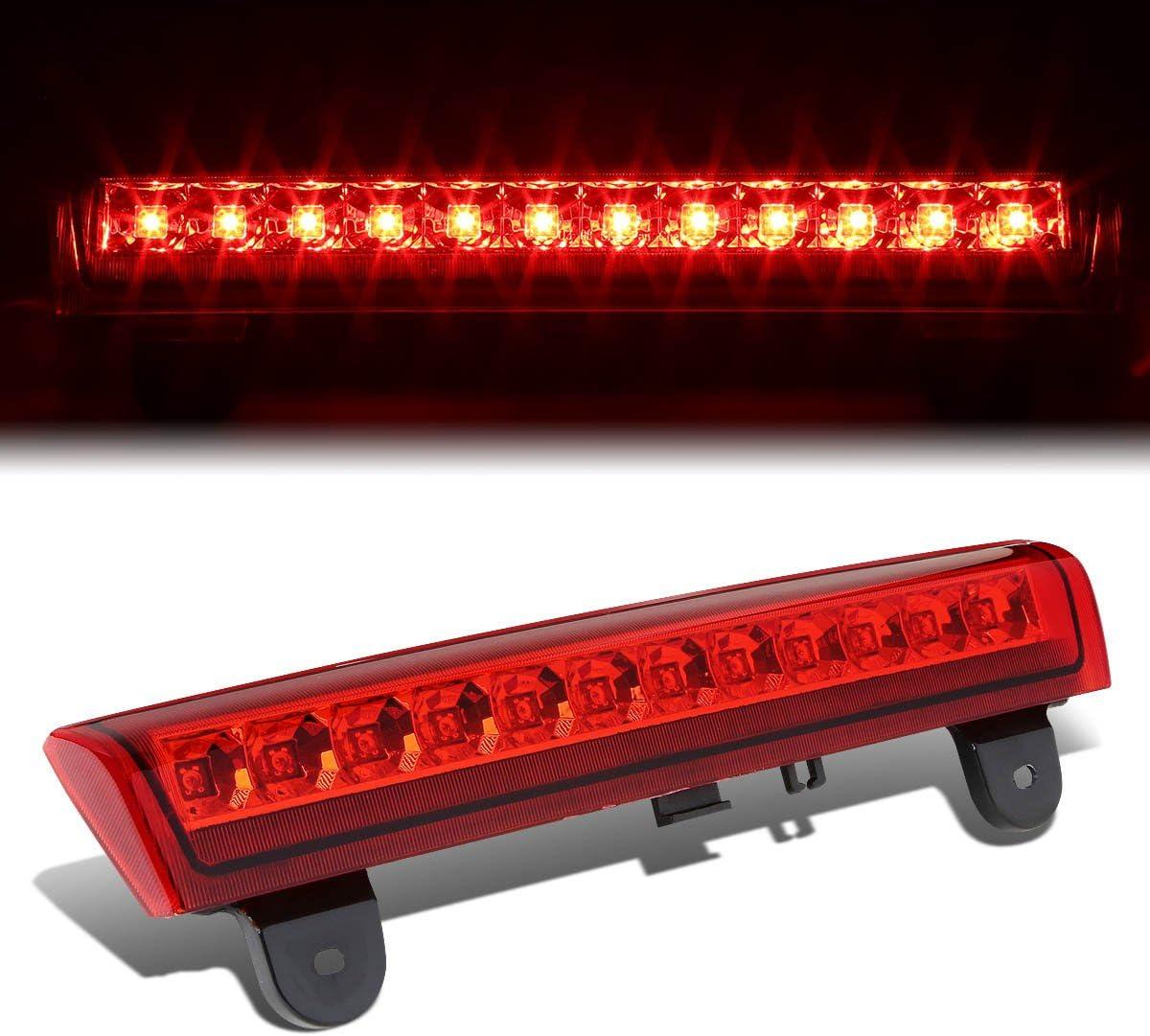 Rear 2000-2006 TAHOE//SUBURBAN//YUKON LED THIRD 3RD TAIL BRAKE//STOP LIGHT//LAMP RED