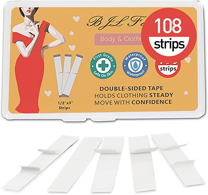Body Tape Lingerie Tape  Double-sided Adhesive  Bra Invisible Tape
