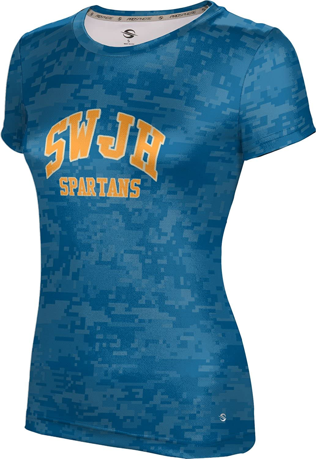 ProSphere Women's Stella Worley Junior High School Digital Tech Tee