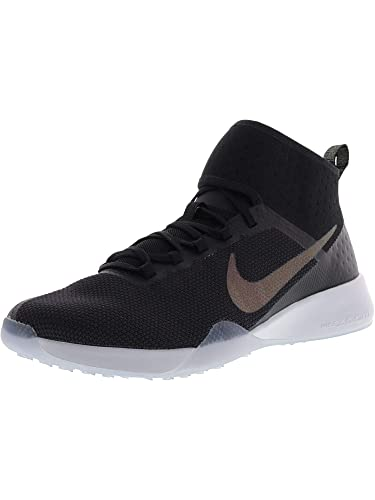 2745e17e516c Nike Womens Air Zoom Strong 2 Metallic Running Trainers 922876 Sneakers  Shoes  Amazon.co.uk  Shoes   Bags