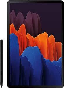 Samsung Galaxy Tab S7+ Wi-Fi, Mystic Black - 256 GB