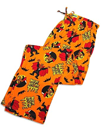 d2f4b5e948 Image Unavailable. Image not available for. Color  Scooby Doo - Mens Scooby  Doo Lounge Pants ...
