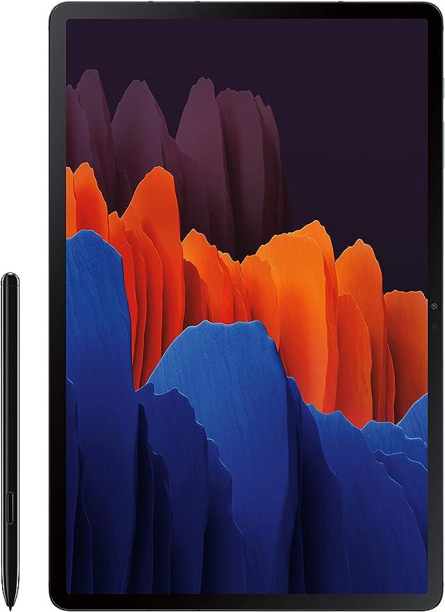 Amazon.com: Samsung Galaxy Tab S7 Wi-Fi, Mystic Black - 128 GB: Computers & Accessories