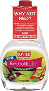 Kaytee Hummingbird Electronectar, 16 oz Ready to Use