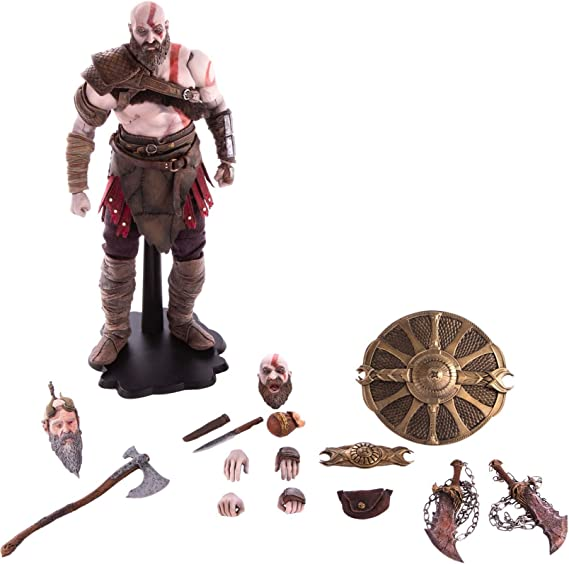 Ares God of War 1//6 Scale Ammo Belt w// Mags ART Action Figures