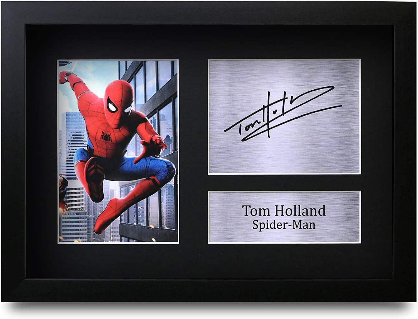 CHOOSE YOUR SIZE Tom Holland Poster Spiderman Marvel 2018 Avengers New FREE P+P
