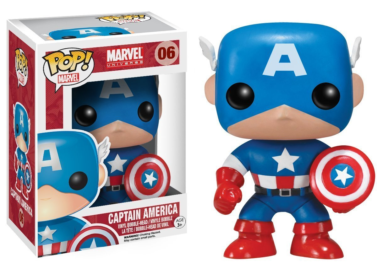 Captain America (Limited edition)