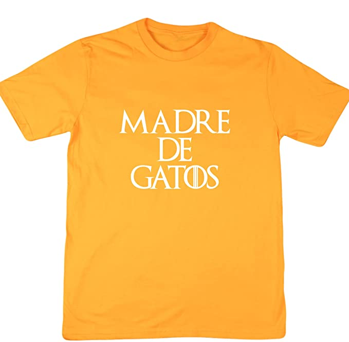 HippoWarehouse Madre de Gatos camiseta manga corta unisex