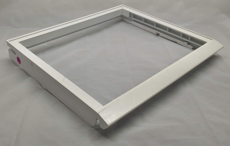 Whirlpool W10508993 Refrigerator Drawer Cover Genuine Original Equipment Manufacturer (OEM) Part