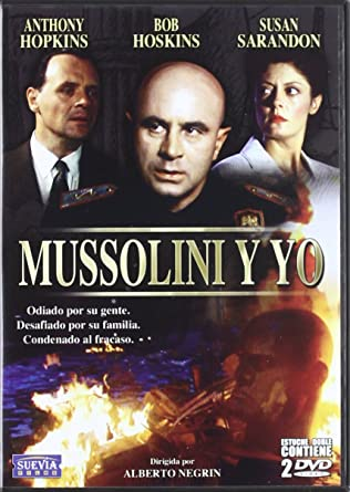 Amazon.com: Mussolini Y Yo La Serie (Dvd) [2005] (Import ...