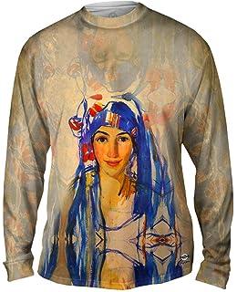 Zinaida Serebriakova Yizzam Serebryakova Mens Long Sleeve 2428