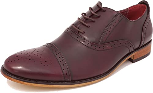 Boys Leather Lined Smart Lace Up Oxford