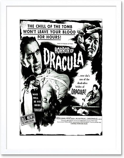 "Dracula Movie Poster  Replica 13x19/"" Photo Print"