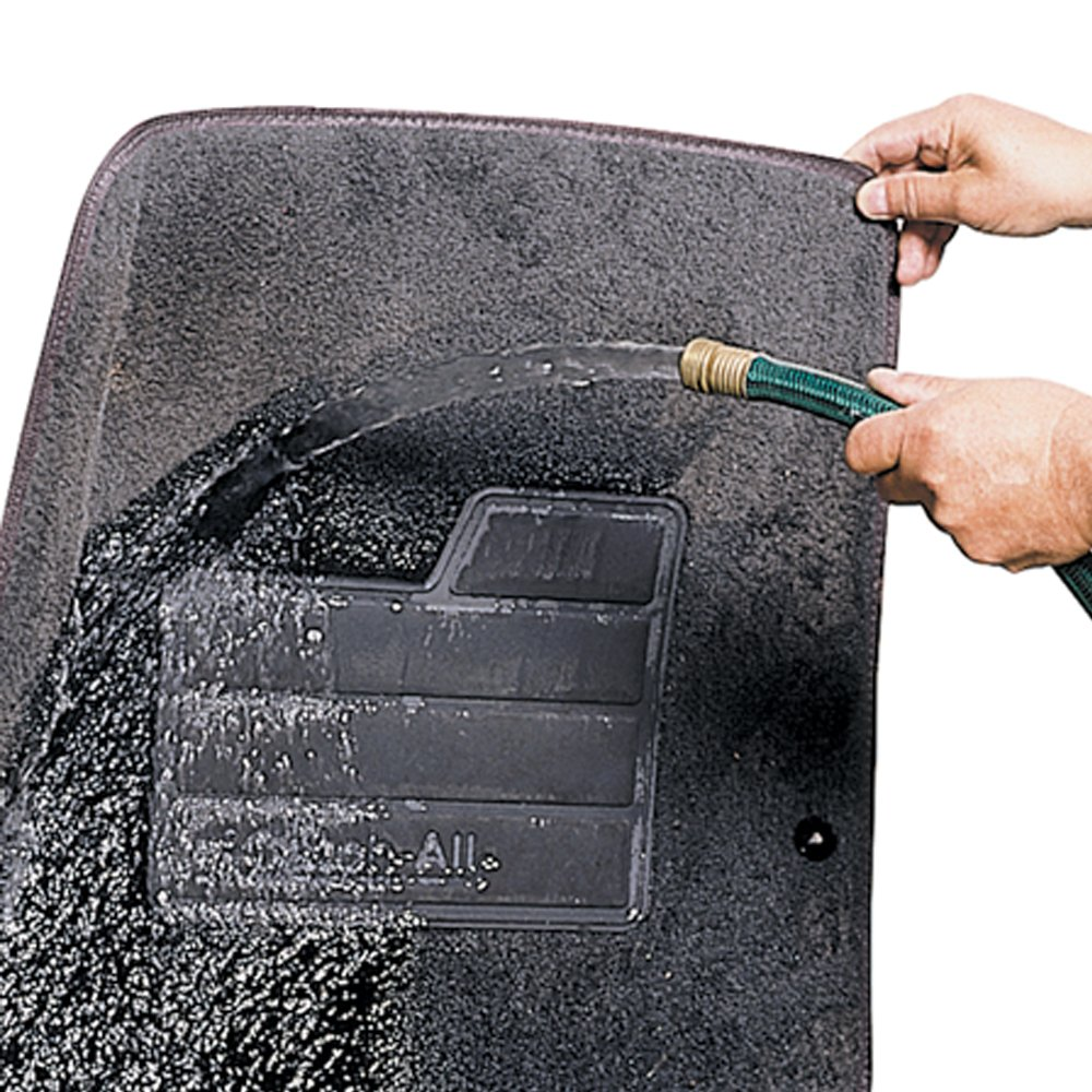 Lund 673031 Catch-All Premium Charcoal Carpet Center Hump Floor Mat