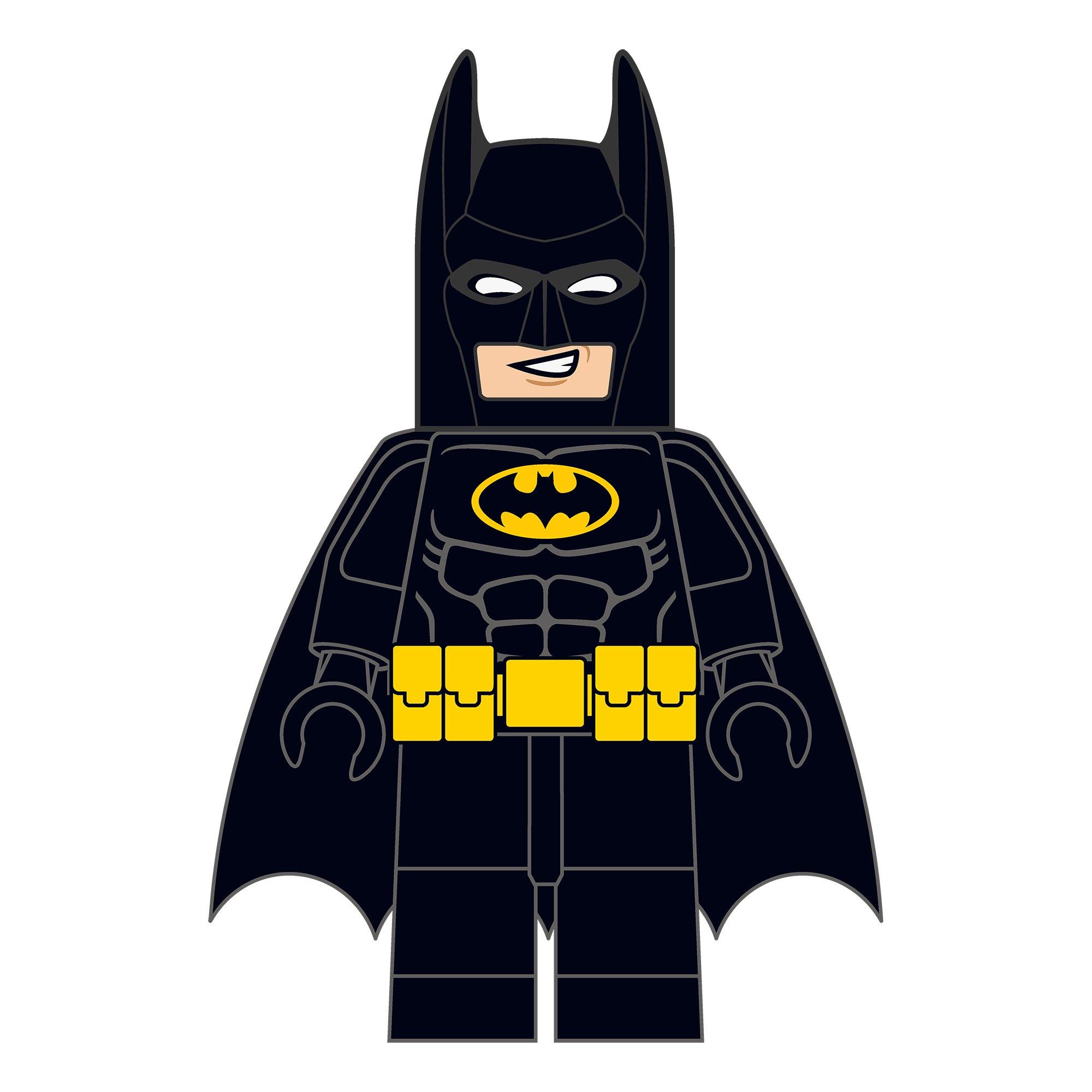 LEGO PC951C Batman Block Knight Cuddle Pillow by LEGO