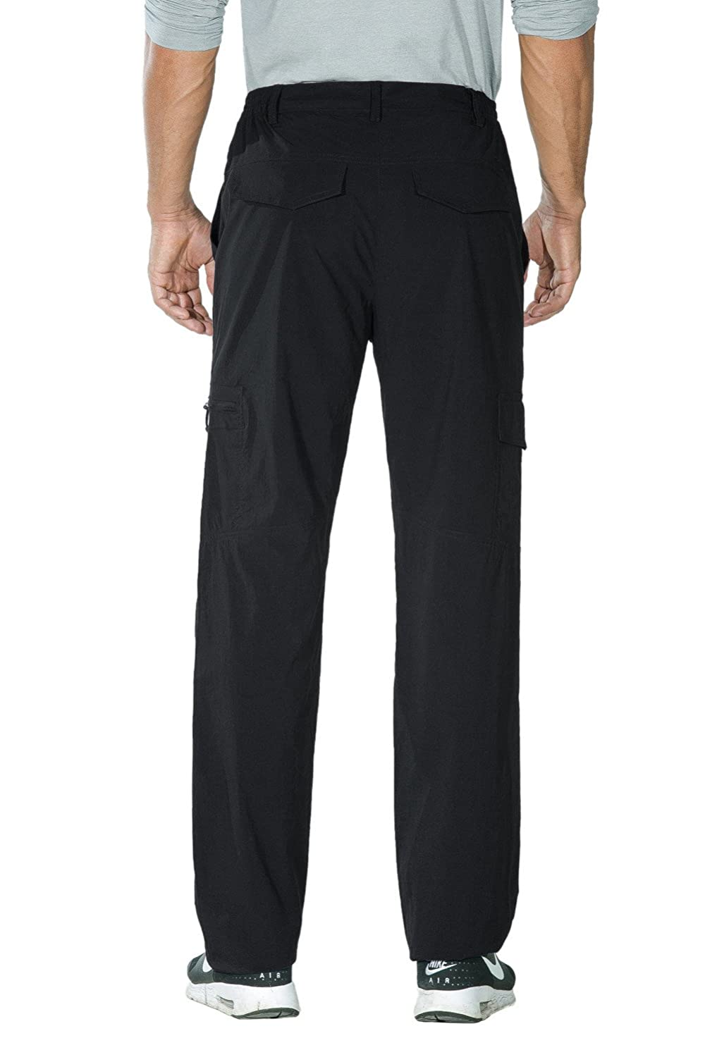 02d042a6819 Amazon.com   Nonwe Men s Outdoor Quick Dry Water-Resistant Breathable Cargo  Pants   Sports   Outdoors