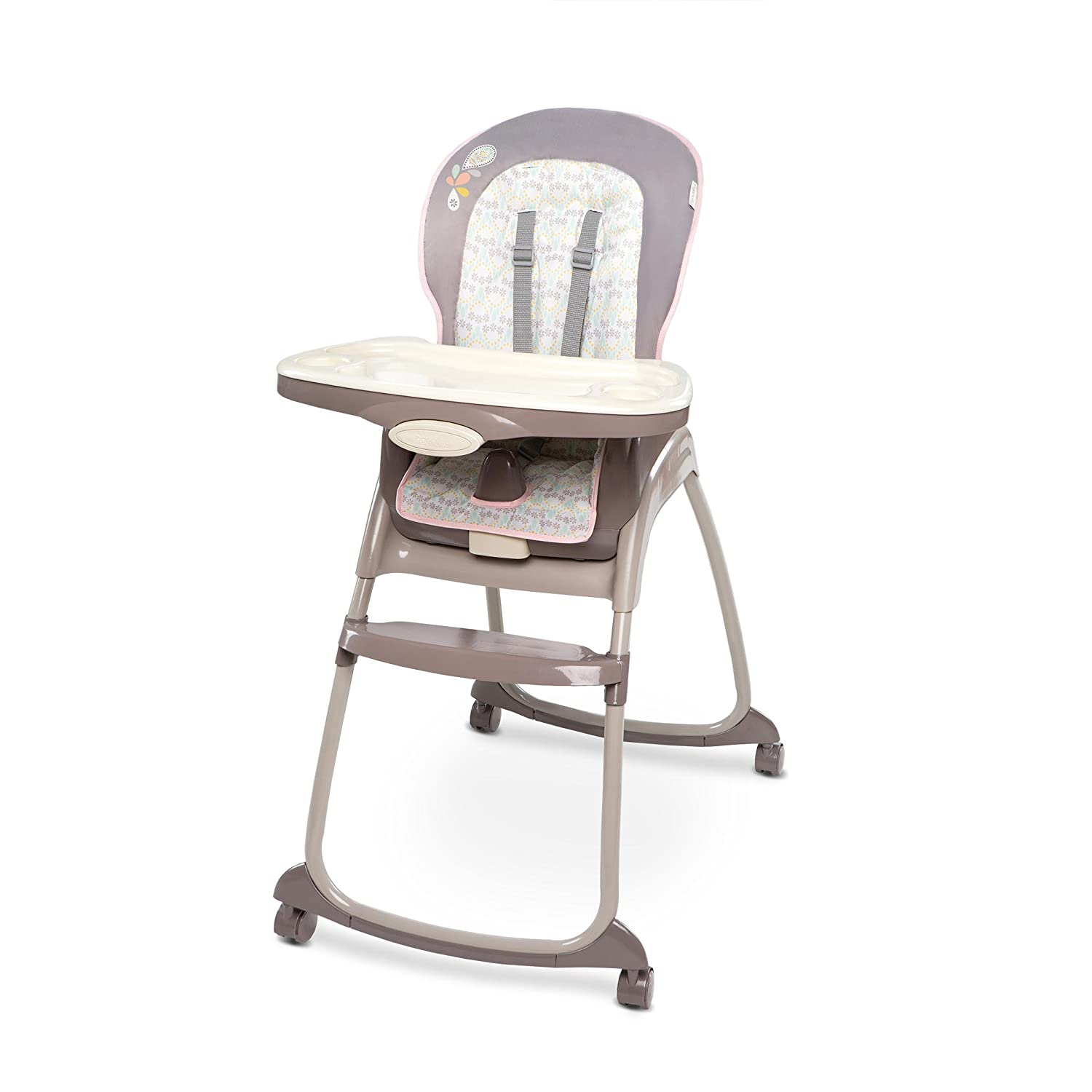 Ingenuity Trio 3-in-1 High Chair, Deluxe Piper KidsII 60351-1-W11