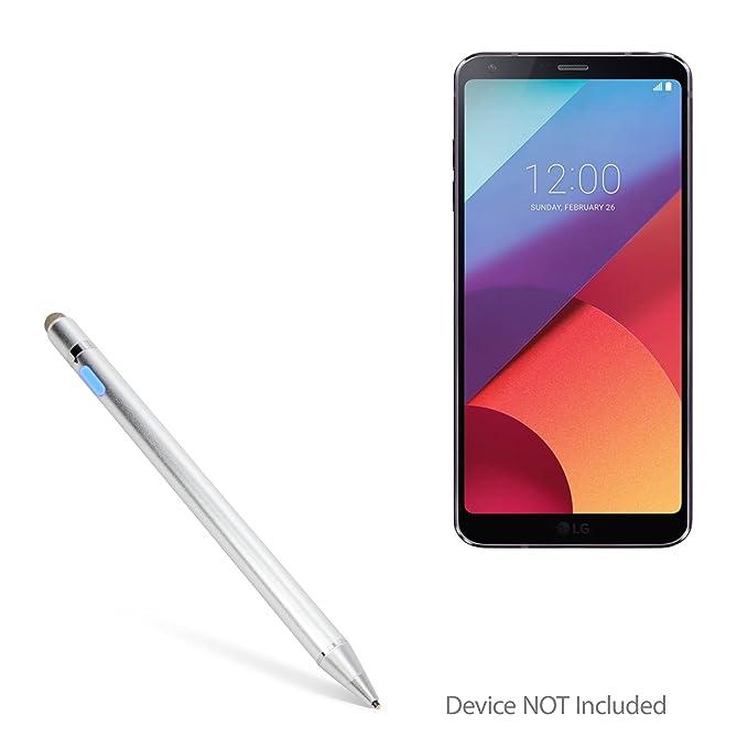 Amazon com: LG V30 Stylus Pen, BoxWave [AccuPoint Active