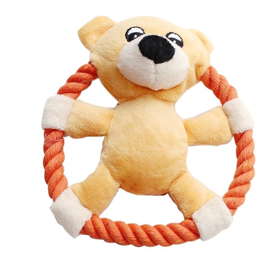 カスタム冒険家捧げるペット クウォークス 犬用おもちゃ Fun-Fun バブルス